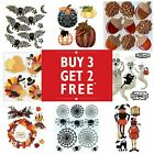 Buy 3 Get 2 FREE Stickers Autumn Fall Halloween Jolees Sticko Recollections