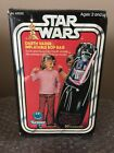Vintage Kenner 1977 Star Wars Darth Vader Inflatable Bop Bag Blowup SEALED