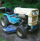 Dynamark 10HP Lawn and Garden Tractor WITH Deck and Snow Plow Massey Ferguson 10