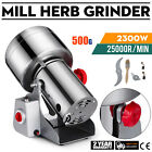 Tall Stainless Steel Mill grinder Electric Grains Oats Corn Wheat Coffee Nuts