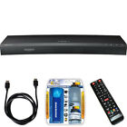 Samsung UBD-K8500 3D Wi-Fi 4K Ultra HD Blu-ray Disc Player Bundle