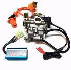 20MM GY6 50 50CC CARBURETOR PERFORMANCE CDI BOX IGNITION COIL CHINESE SCOOTER