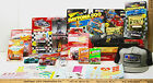 Vintage NASCAR Mixed Lot Die Cast Cars+Playing Cards+Decals+Mobil Cap+ 2 24 5
