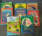 Lot of 8 Abeka first grade readers Good condition