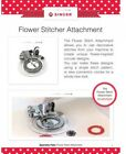 Singer Flower Stitch Presser Foot Attachment For Low-Shank Sewing Machines