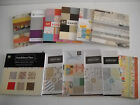 Lot of 12 Pads of 6x6 Scrapbook Paper and Cardstock