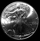 1 oz BU Silver American Eagle dated 2001 No SHI Volume Discount available