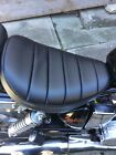 SUZUKI SAVAGE 650-LS650  1986-2004 Front Only Custom Hand Made Seat Cover
