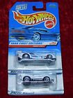 1998 Hot Wheels First Editions Panoz GTR 1  Chaparral 2 2 PK