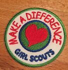 Girl Scout Make A Difference Fun Patch Set Of 2