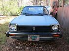 1981 Honda Civic 1500GL 1981 below $800 dollars
