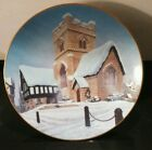 LIMITED EDITION DAVID WINTER COTTAGES PLATE A CHRISTMAS CAROL