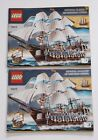 LEGO Pirates Imperial Flagship (10210) 100% Real Authentic Lego w/ Manual