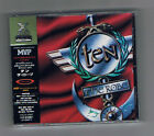 TEN / THE ROBE JPN   CD  album hard rock