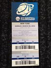 2014 NCAA East Regional Ticket Stub Madison Square Garden UCONN vs Michigan St