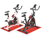 AW Exercise Spin Bike Home Gym Bicycle Cycling Cardio Fitness Training INCD VAT