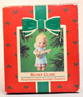 Hallmark - Betsy Clark - Singing Angel - 1984 - Classic Keepsake Ornament
