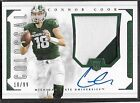 2016 Panini National Treasures Collegiate Football Cards - Checklist Added 6