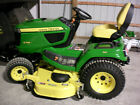 X758 W 60 RIDING MOWER PICK UP IN STORE ONLY