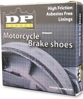 DP Brakes Brake Shoes 9143 For Kawasaki KDX200 KE175 KLR250 9143 DP9143