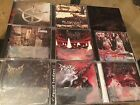 9X DEATH METAL CDS CANNIBAL CORPSE CRYPTOPSY IMMOLATION DEEDS OF FLESH CARCASS