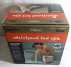 Vintage Pollenex 3-Speed Whirlpool Hot Spa Model WB900 - New In Box!