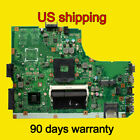 For ASUS K55A K55VD U57A Intel Motherboard 60 N89MB1301 A05 Mainboard HM76 USA