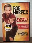 Bob Harper Ultimate Cardio Body Extreme Weight Loss Workout 2010 DVD NEW