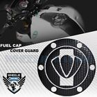 CARBON BLACK GAS TANK FUEL CAP COVER PROTECTION GUARD 07-11 BENELLI 600/900/1300