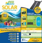 Eco Saver 20ft Solar Heating Panel System Solar Panel