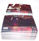 2016 Topps Star Wars The Force Awakens Complete Set - Limited Edition 19