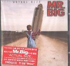 Korean CD Import - Mr. Big - Actual Size - 12 Tracks - UPC - 475679302326 New