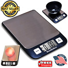 Digital Food Kitchen Scale 5kg 11lb Electronic Balance Weighter Weight Watchers