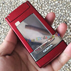 NOKIA N76 Mobile Cell Phone Refurbished Original Camera 3G GSM Unlocked Red Gift