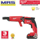 MILWAUKEE M18 FUEL SCREW GUN WITH COLLATED ATTACHMENT M18FSGC-202X - 4933459200