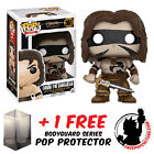 FUNKO POP CONAN THE BARBARIAN CONAN MASKED EXCLUSIVE + FREE POP PROTECTOR