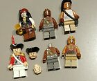 LEGO Mini Figures Pirates of the Caribbean Jack Sparrow