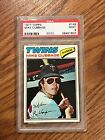 1977 TOPPS #149 MIKE CUBBAGE Twins POP 11 PSA 9