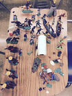 Mixed lot of Timpo Toys/Britains Cowboys, US Soldiers, Mexicans, Native American