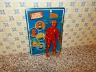 SUPER HEROES LA TORCHE HUMAINEHUMAN TORCH MEGO 1979 ACTION FIGURES IN BLISTER