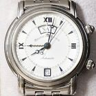 Maurice Lacroix Pontos Day & Date pt6158-ss002-13e Wrist Watch for Men