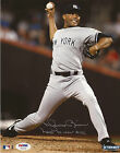 New York Yankees Mariano Rivera Signed Autographed 8x10 Photo PSA DNA