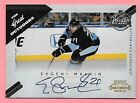 10 11 Contenders The Great Outdoors #16 Evgeni Malkin On Card Autograph #12 50