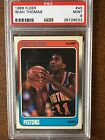 Isiah Thomas Rookie Card Guide and Checklist  22
