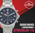 Casio Edifice Chronograph Watch (Made in Japan) EFB508JD-1A