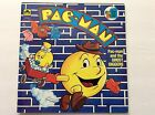 Pac-Man and the Ghost Diggers Paperback Book Golden Look-Look 1983 Vintage
