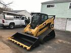 2012 Caterpillar 287c Skid Steer