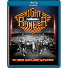 NIGHT RANGER 35 YEARS & A NIGHT IN CHICAGO BLU-RAY ALL REGIONS NEW