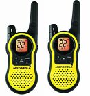 New Motorola MH230R 23-Mile Range 22-Channel FRS/GMRS NOAA Two-Way Radio (Pair)