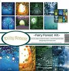 Reminisce FAF 201 Fairy Forest Scrapbook Collection Kit